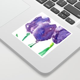 flower X Sticker