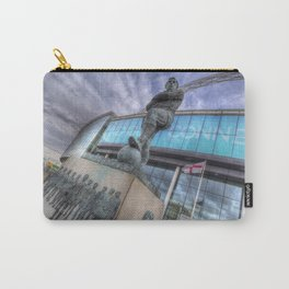 Bobby Moore Statue Wembley Stadium Carry-All Pouch