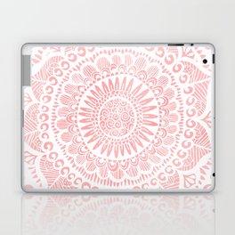 Blush Lace Laptop & iPad Skin