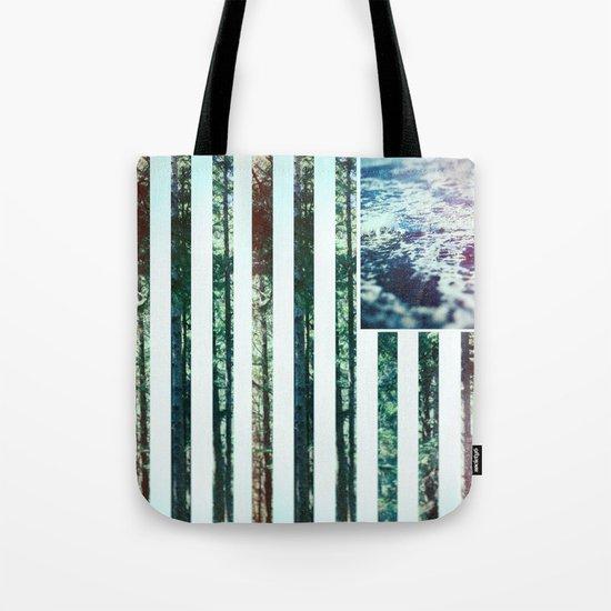 USA Wilderness Tote Bag