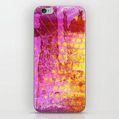 incognito iPhone & iPod Skin