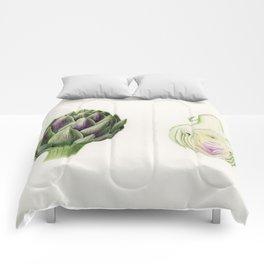 Globe Artichoke Comforters