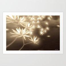 Flower_01 Art Print