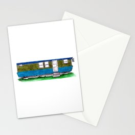Home Sweet Trailer Home Stationery Cards