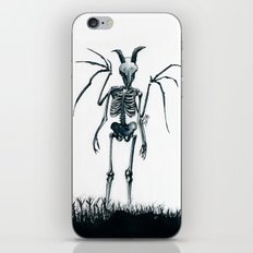 The Jersey Devil Is My Friend iPhone & iPod Skin