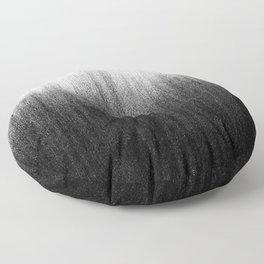 Charcoal Ombré Floor Pillow