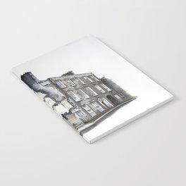 Cork Street Derelict Notebook