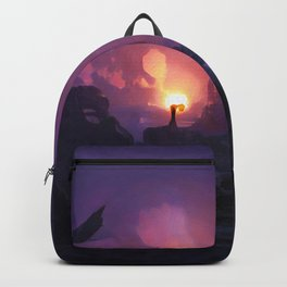 A Goblin's Discovery Backpack