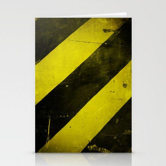 Warning II! Stationery Cards