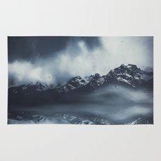 everlasting mountains Rug