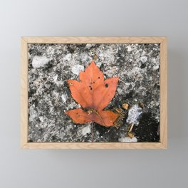 Mabon Framed Mini Art Print