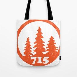 715 Tomahawk Tote Bag