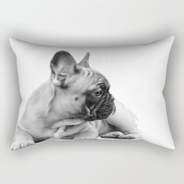 FrenchBulldog Puppy Rectangular Pillow