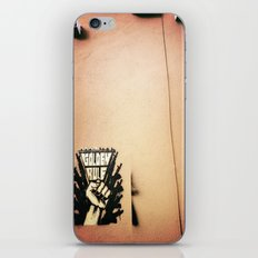 The Golden Rule iPhone & iPod Skin