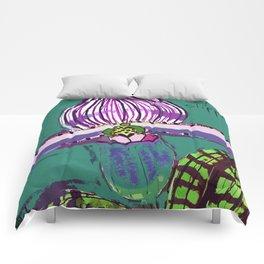 Lady Slipper Comforters