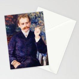 Pierre-Auguste Renoir - Albert Cahen D'anvers - Digital Remastered Edition Stationery Cards