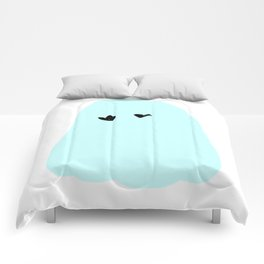 ghost in love Comforters