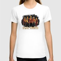 T-shirts featuring Space Cowboys by The Cracked Dispensary