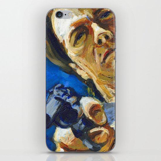 Dirty Harry iPhone & iPod Skin