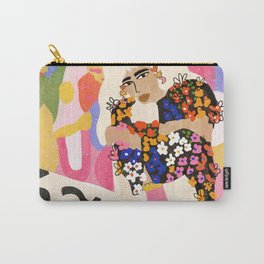 World Full Of Colors Carry-All Pouch