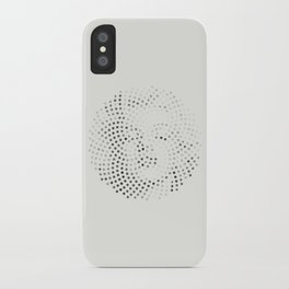 Optical Illusions - Iconical People 2 iPhone Case