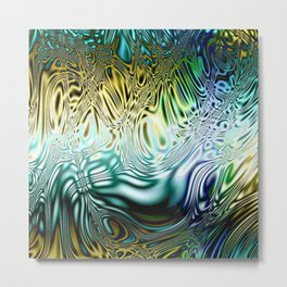 The Colors of the Wind Metal Print