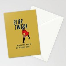 STAR TWERK Stationery Cards