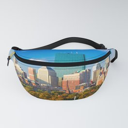 Boston City Skyline Fanny Pack
