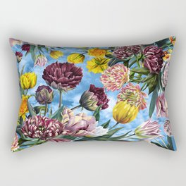 Sky Garden Rectangular Pillow