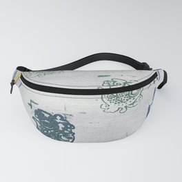 When Trapped Water Makes a New Path Fanny Pack