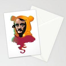 Edgar Allan Pooh Stationery Cards