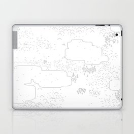 land of 15 towns and a cemetary Laptop & iPad Skin