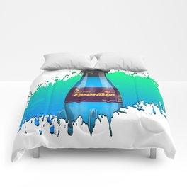 Nuka Cola Quantum Comforters