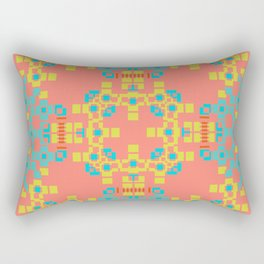 """Aurora"" series #10 Rectangular Pillow"