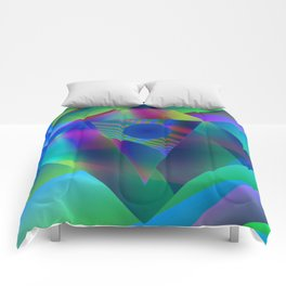 The antipole Comforters