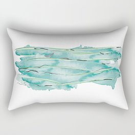 This is the story of a small little whale Rectangular Pillow