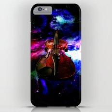 violin nebula iPhone 6 Plus Slim Case