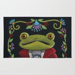 Mister Frog Rug