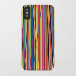 STRIPES STRIPES STRIPES iPhone Case