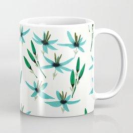 Ixia Viridiflora <mint turquoise> Coffee Mug