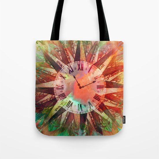 Synchronicity 11:11 Tote Bag