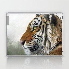 Tiger profile AQ1 Laptop & iPad Skin