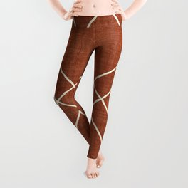 Nudo in Rust Leggings