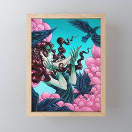 Omen Framed Mini Art Print