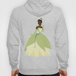 Tiana from Princess and the Frog Hoody