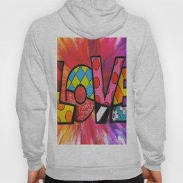 Exploding Love Hoody