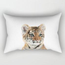 Little Tiger Rectangular Pillow