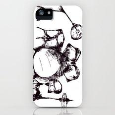 Drums iPhone (5, 5s) Slim Case