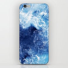 Into the Blue iPhone & iPod Skin