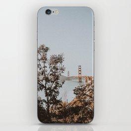 san francisco, california iPhone Skin